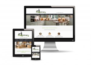 RDL Joinery Responsive Design View