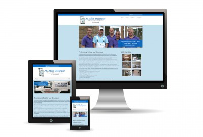 W Atkin Decorator Website Images